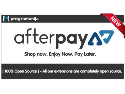 Afterpay Integration