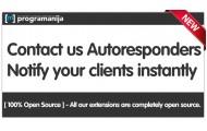 Contact us - Autoresponders