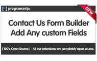 Contact Us Form Builder