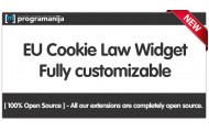 Cookie Notice (EU Cookie Law)