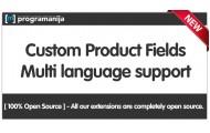 Extra Custom Product Fields
