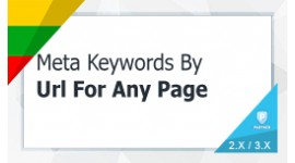 Meta Keywords By Uri To Any Page