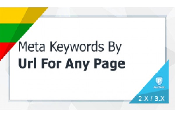 Meta Keywords By Uri To Any Page