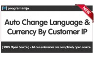 Auto Change Autodetect Currency And Language - By IP