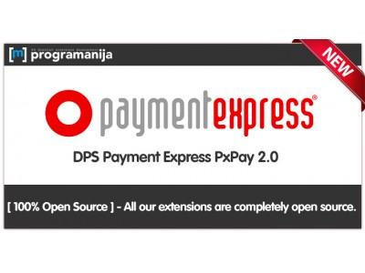 DPS Payment Express PxPay 2.0