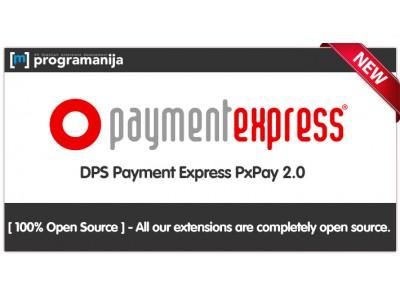 DPS Payment Express PxPay 2.0