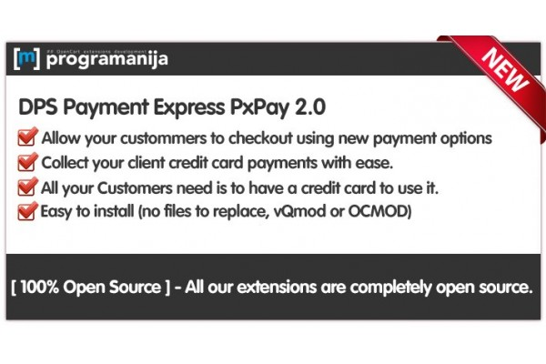 DPS Payment Express PxPay