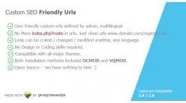Seo Account Menu Urls (custom defined urleditor)